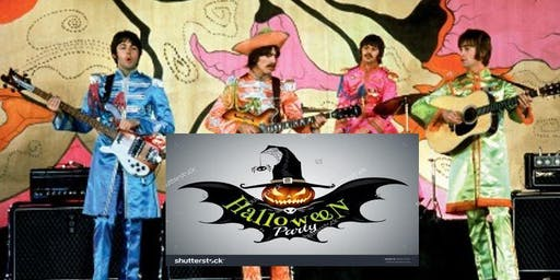 Capital Beatles Halloween Party at Mexicali Rosas Orleans Oct 26/2019 at 8:30PM
