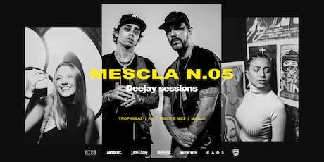 Mescla #5 apresenta Tropkillaz, R7 e Treze&Nizz ingressos