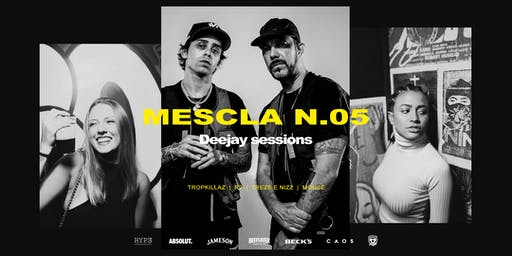Mescla #5 apresenta Tropkillaz, R7 e Treze&Nizz