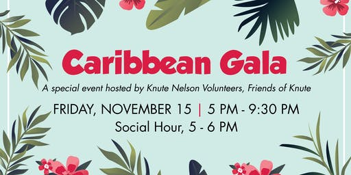 Caribbean Gala hosted by the Friends of Knute Nelson