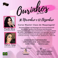 MASTER CLASS DE MAQUIAGEM - OURINHOS SP