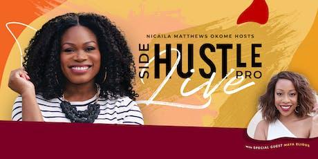 Side Hustle Pro Live! Washington, DC tickets
