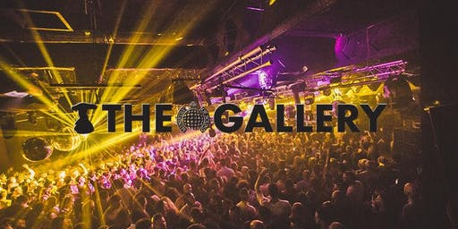"""The Gallery"" from Ministry Of Sound Fridats takeover at Fusion"