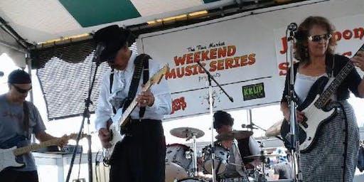 Jimmy D's StoneCold Rhythm & Blues Band 10/12/19 9PM