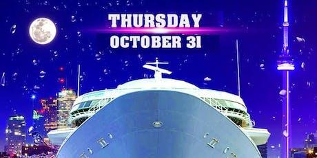 Toronto Halloween Day Booze Cruise (October 31st 2019) tickets