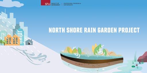 North Shore Rain Garden Project: Build a Rain Garden