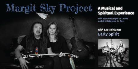 Margit Sky Project & Early Spirit tickets