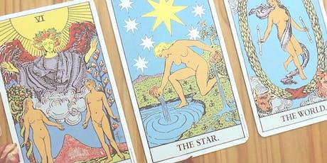 4 Week Advanced Tarot Card Reading tickets