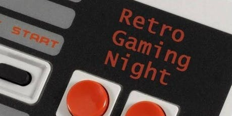 Retro Video Game Social tickets