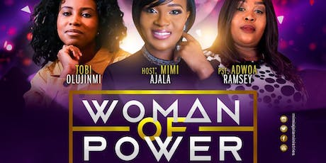 Woman of Power tickets