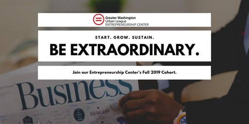 Entrepreneurship Center Fall 2019 Cohort