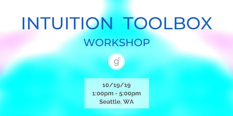 Intuition Toolbox: An Interactive Small-Group Workshop tickets