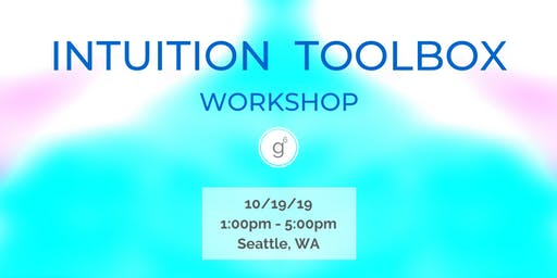 Intuition Toolbox: An Interactive Small-Group Workshop