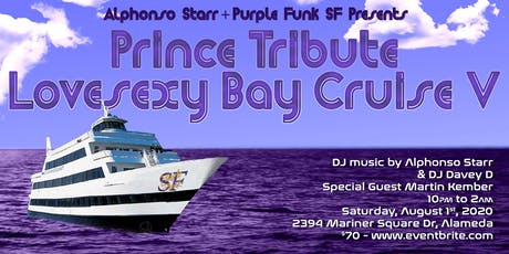 Prince Tribute LoveSexy Bay Cruise V tickets