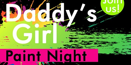 Viola's Place Presents Daddy's Girl Paint Night tickets