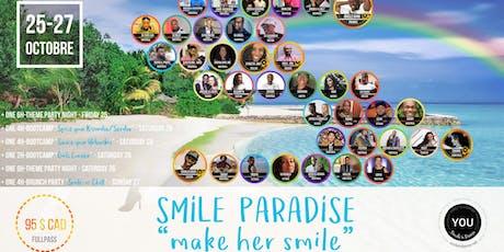 Smile Paradise billets