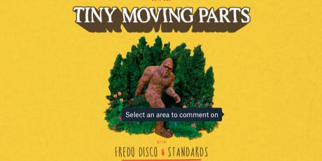 Tiny Moving Parts tickets