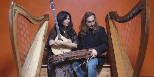 Celtic harps, rare instruments & wondrous stories: an OregonFlora benefit
