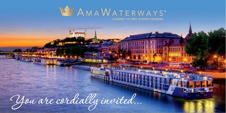 Join us for an afternoon of  learning about European River Cruising tickets