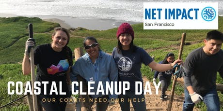 2019 Coastal Cleanup Day with Net Impact SF tickets