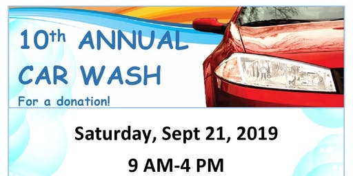 Yuba Sutter Diabetes Support & Resource Center 10th Annual Car Wash
