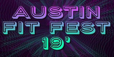 2019 Austin Fit Fest