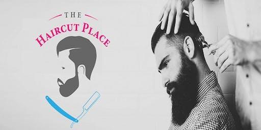 The Hair Cut- Cutting & Styling Teaching