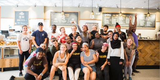 Philz Coffee Downtown L.A. Barista Interview Day!