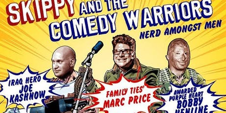 Skippy & The Comedy Warriors tickets