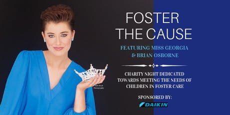 Foster The Cause tickets