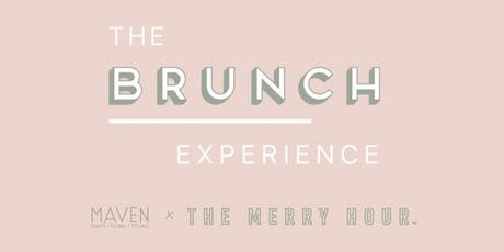 The Brunch Experience: The Floral Edit tickets