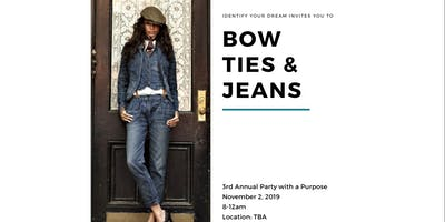 Bow Ties & Jeans Annual Fundraiser