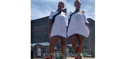 9am Sweat Shirt Dress