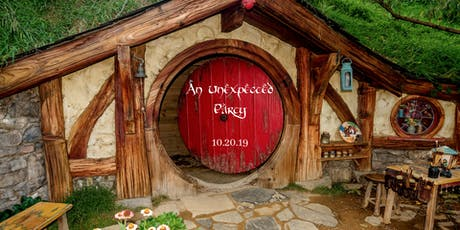 An Unexpected Party: LOTR Dinner tickets