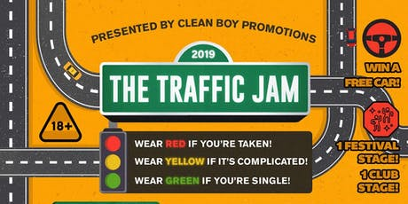 The Traffic Jam 2019 tickets