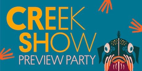 2019 Creek Show Preview Party tickets