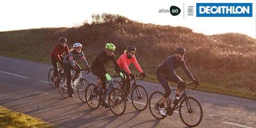 Free Cycling Ride w/ AtlasGO: Sausalito & SF