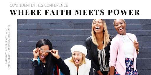 Confidently His: Where Faith Meets Power