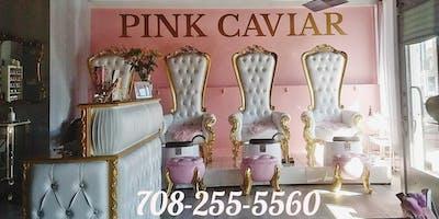 Pink Caviar Girls Night Out
