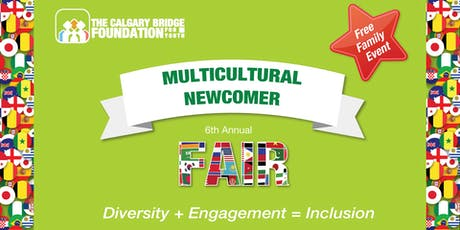 Multicultural Newcomer Fair tickets