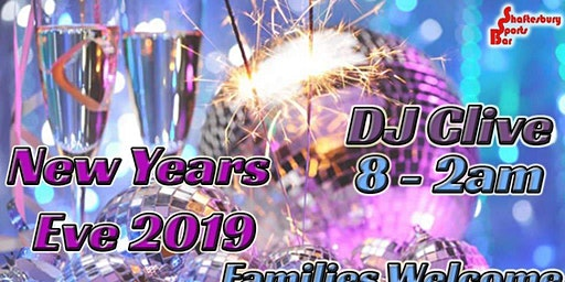 Family New Years Eve Disco