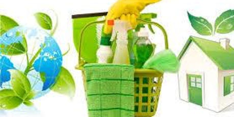 DIY  Non-Toxic Household Cleaners tickets