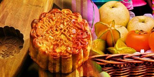 Mid-Autumn Festival 中秋節 Mooncake Tasting