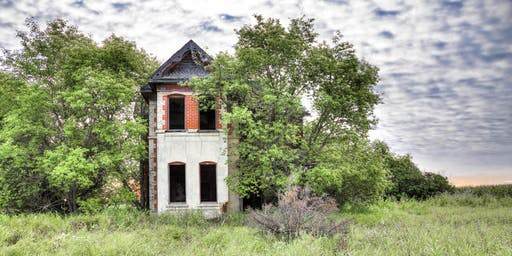 "How to Find + Photograph ""Abandoned Manitoba"" SOLD OUT"