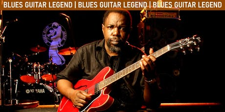 Lurrie Bell and Band (Opener: Vernon St Blues Band) tickets