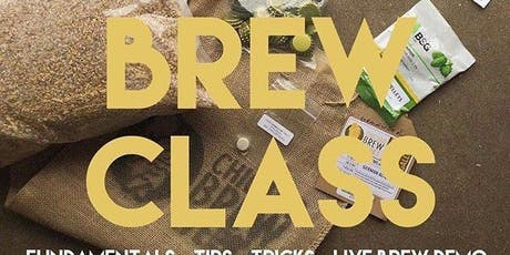 Learn to Brew | All Grain Brewing 101 For Beginners tickets