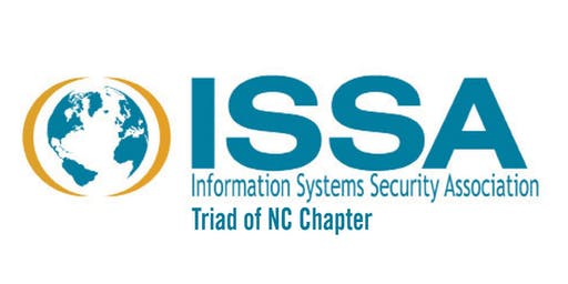 Triad NC ISSA Monthly Meeting - 2019-09 @ GSO