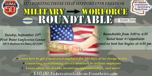 Military Workforce Roundtable