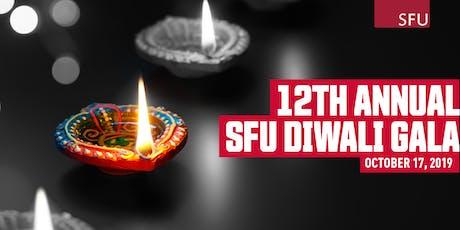 SFU Diwali Gala 2019 tickets