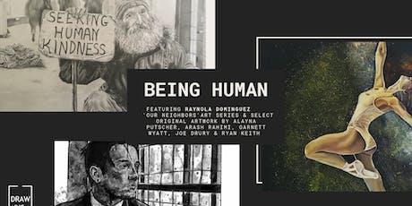 Being Human Exhibit tickets